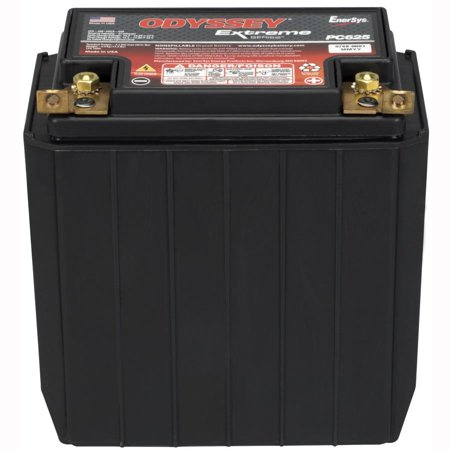 Odyssey Innovative Designs Extreme Powersport Battery - 530 PHCA - 200 CCA - RC Min. 27 PC625