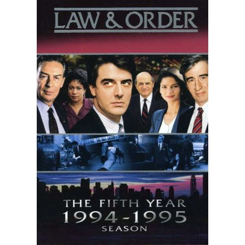 Law & Order: The Fifth Year (Widescreen)