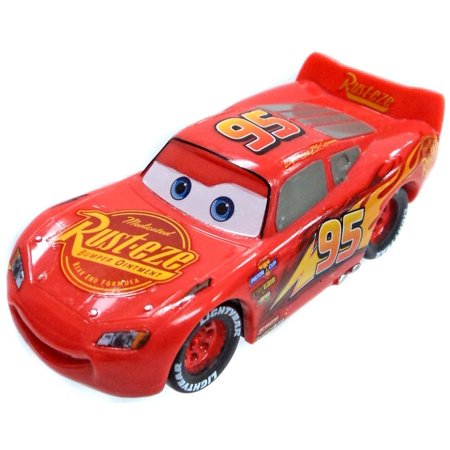 Disney Cars Cars 3 Lightning McQueen PVC Car Figure