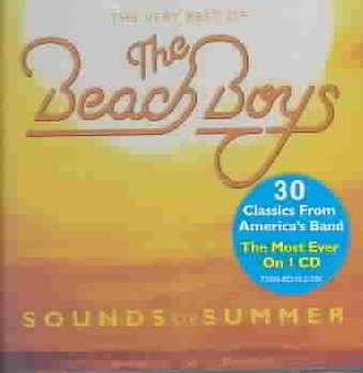 Sounds of Summer: Very Best of (CD) (Best Halloween Sound Effects Ever)