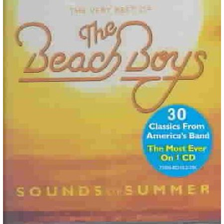 Sounds of Summer: Very Best of (Best Summer Infant Toddler Cds)