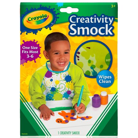 Print Smock (Crayola Creativity Smock )
