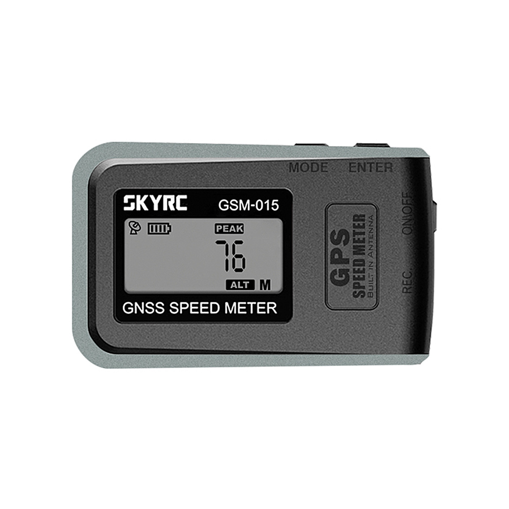 JIMI Original SkyRC SK-500002 High Precision GPS Speed Meter for RC FPV Multirotor Quadcopter Airplane Helicopter