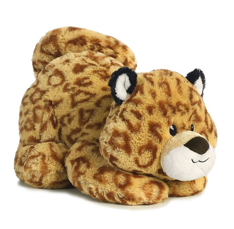 Slinky Leopard Tushies 11 Inch Stuffed Animal By Aurora Plush