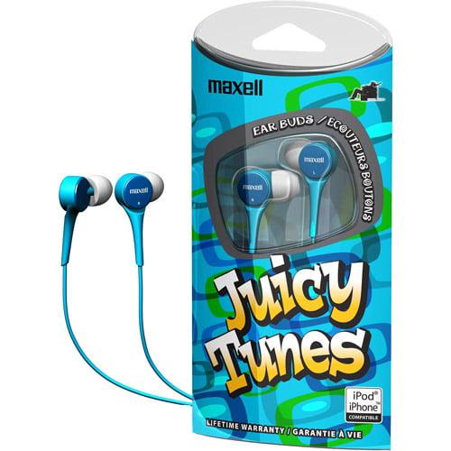 Maxell Juicy Tunes Earbud