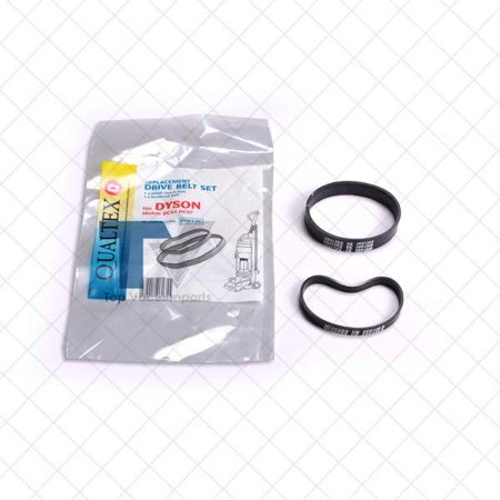 Dyson DC04, DC07, DC14 Vacuum Cleaner Brushroll Clutch Belt 2PK // 10-3106-06