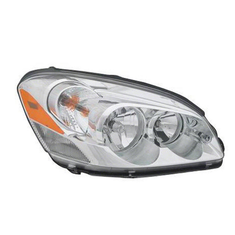 2006-2011 Buick Lucerne  Aftermarket Passenger Side Front Head Lamp Assembly 25772344