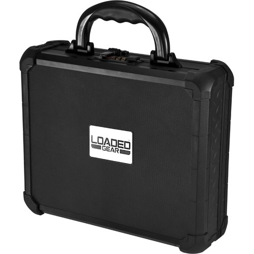 Barska Optics Loaded Gear Hard Case, AX-50, Handgun Pistol and Small Electronic Devices