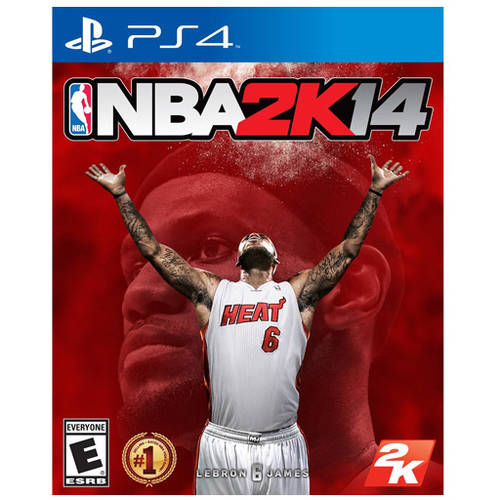 NBA 2K14 (PS4) - Pre-Owned