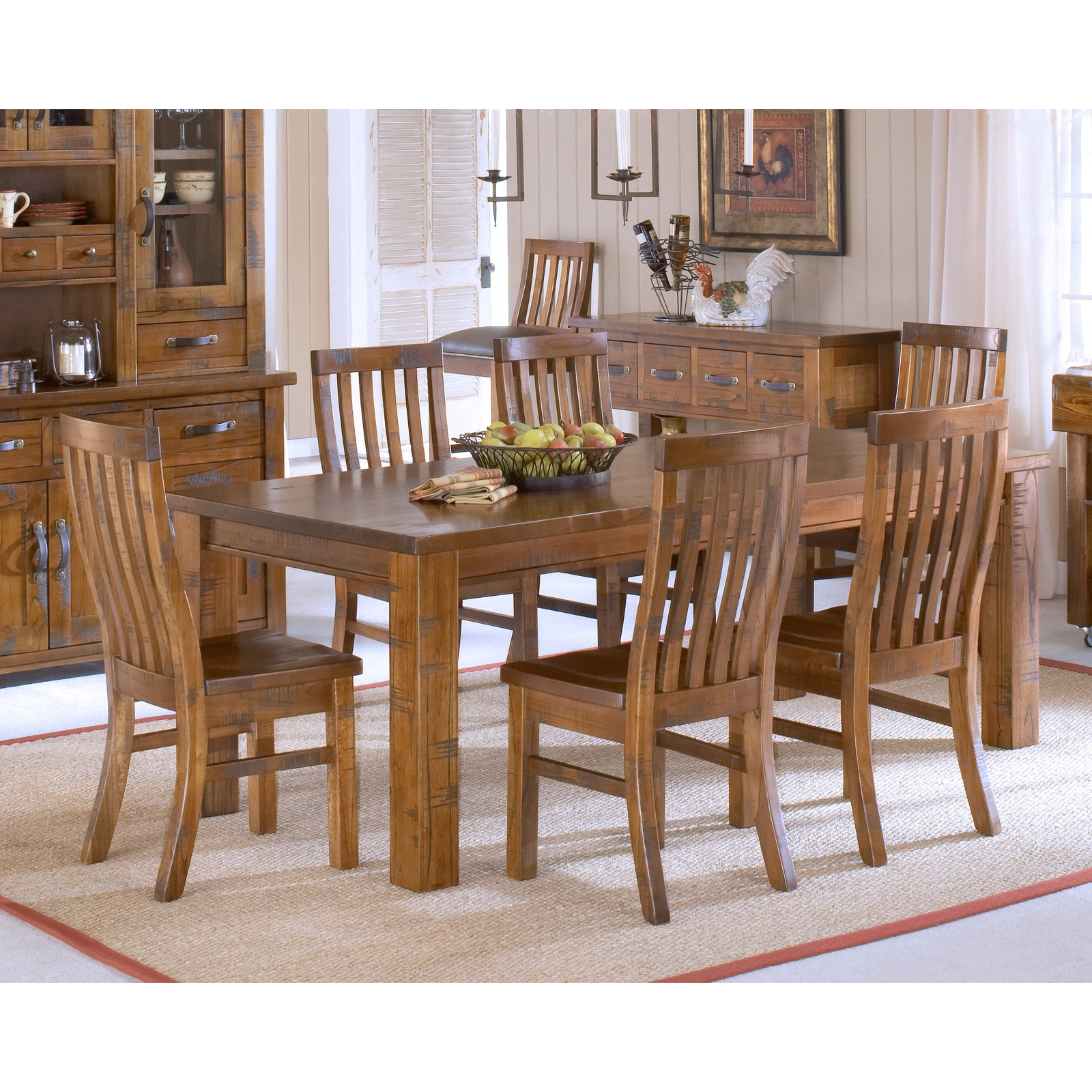 Hillsdale Furniture Outback 7-Piece Dining Set