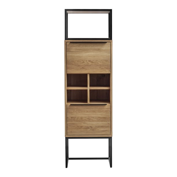 "Moes Home Collection Ur-1003 Nevada 20"" Wide Rustic Storage And"