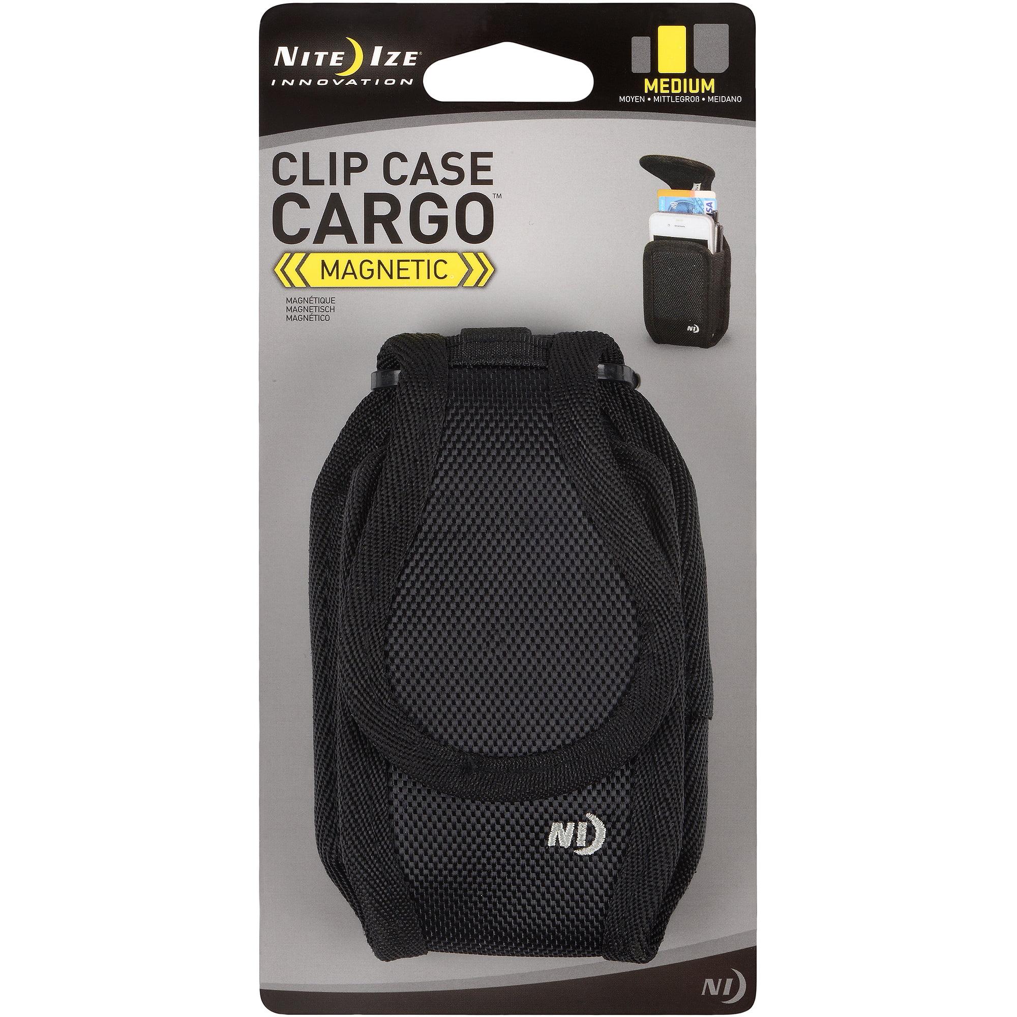 Clip Case Cargo, Magnetic, Black