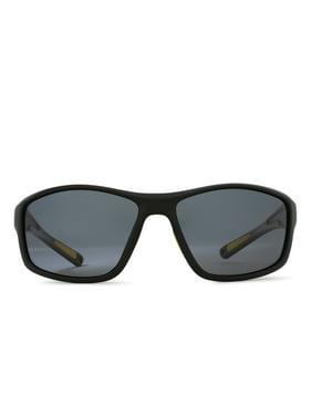 57212088cca04 Product Image Rheos Polarized Floating Sunglasses  Eddies - Gunmetal  Gunmetal (Yellow Accent) - Sport Wrap