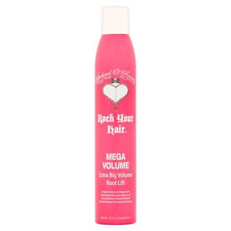 - Michael O'Rourke Rock Your Hair Mega Volume Extra Big Volume Root Lift, 12.0 oz