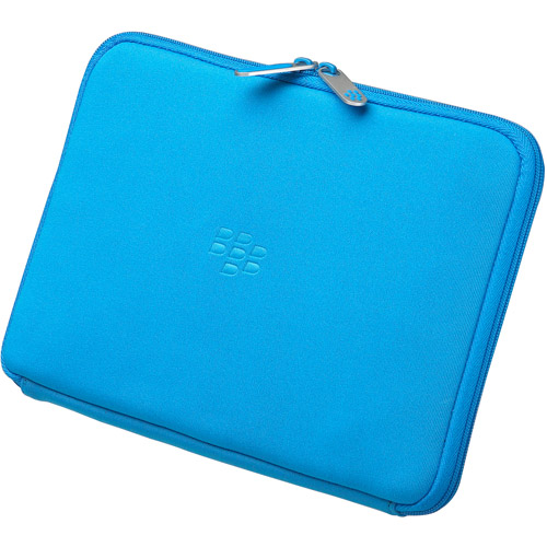 BlackBerry Zip Sleeve for BlackBerry PlayBook - Sky Blue