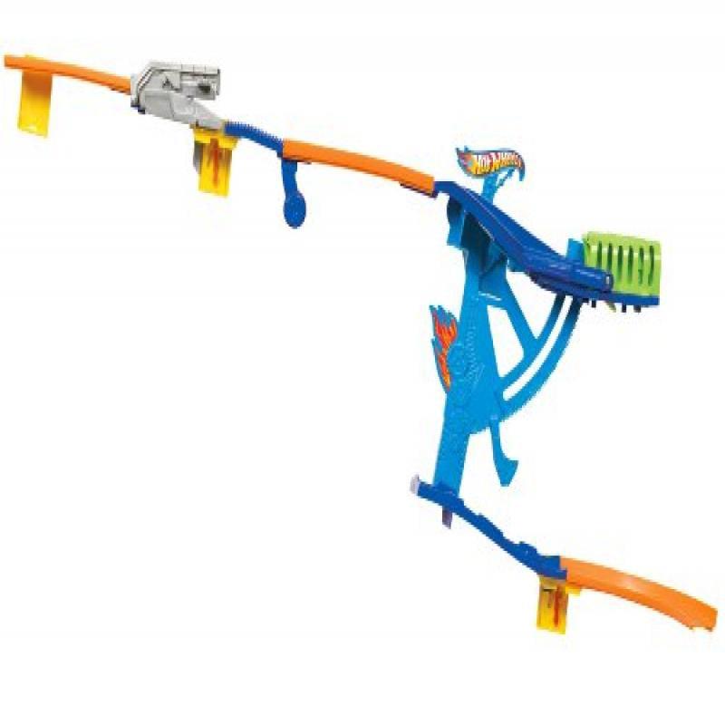 Hotwheels Hw Swing Arm Slide Wall Track