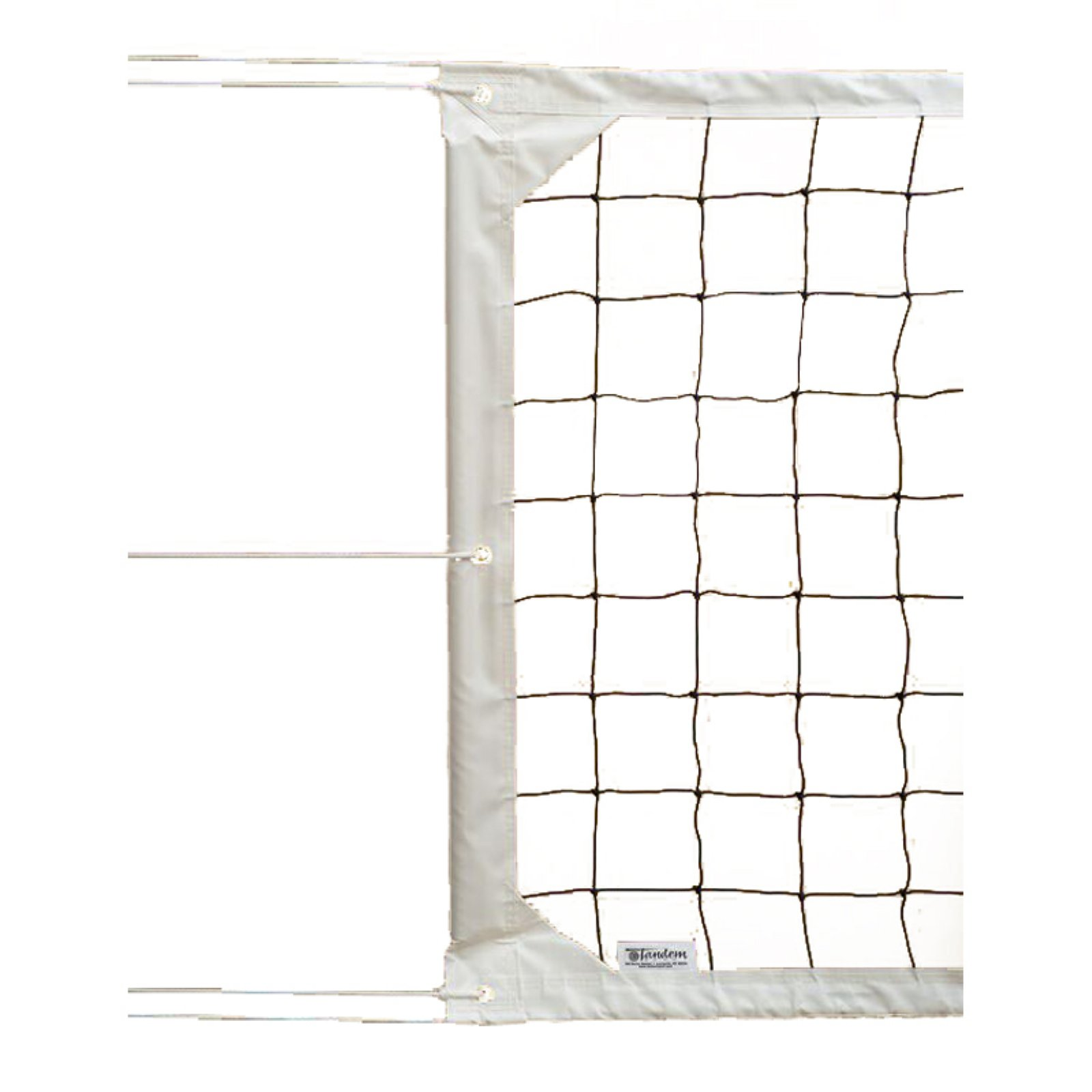 Tandem Sport Competition Cable Volleyball Net