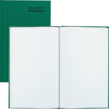 Rediform, RED56131, Emerald Series Account Book, 1 Each ()