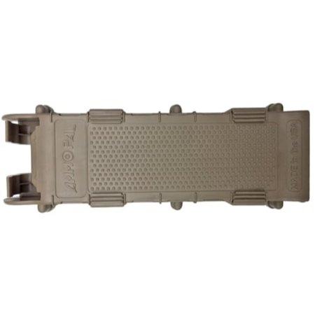SME 12 Ga. Shotgun Shell Dispenser 10 rd-FDE (Remington 12 Ga Pump Shotgun For Sale)