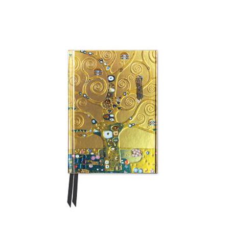Klimt: Tree of Life (Foiled Pocket Journal) (Tree Of Life Journal Lock)