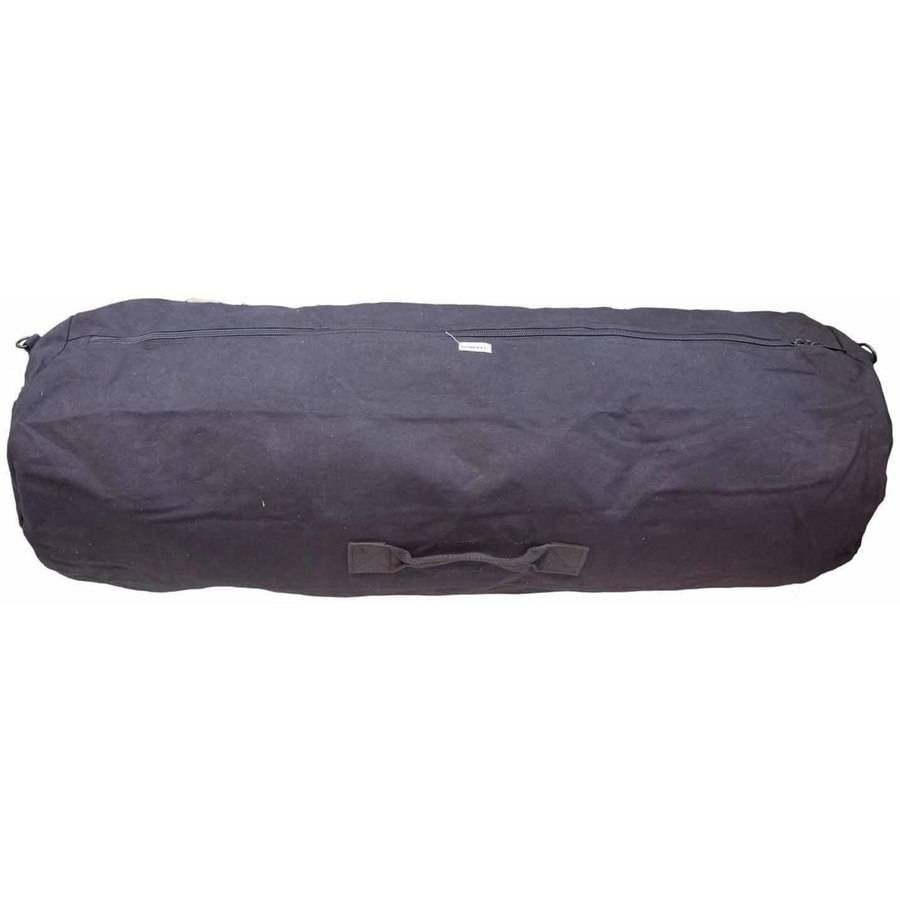Duffle Bag with Top and Side Handles, Humvee, Large, Comes in Multiple Colors by Humvee