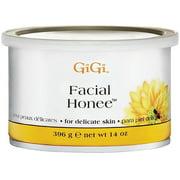GiGi Facial Honee Wax 14 oz (Pack of 3)