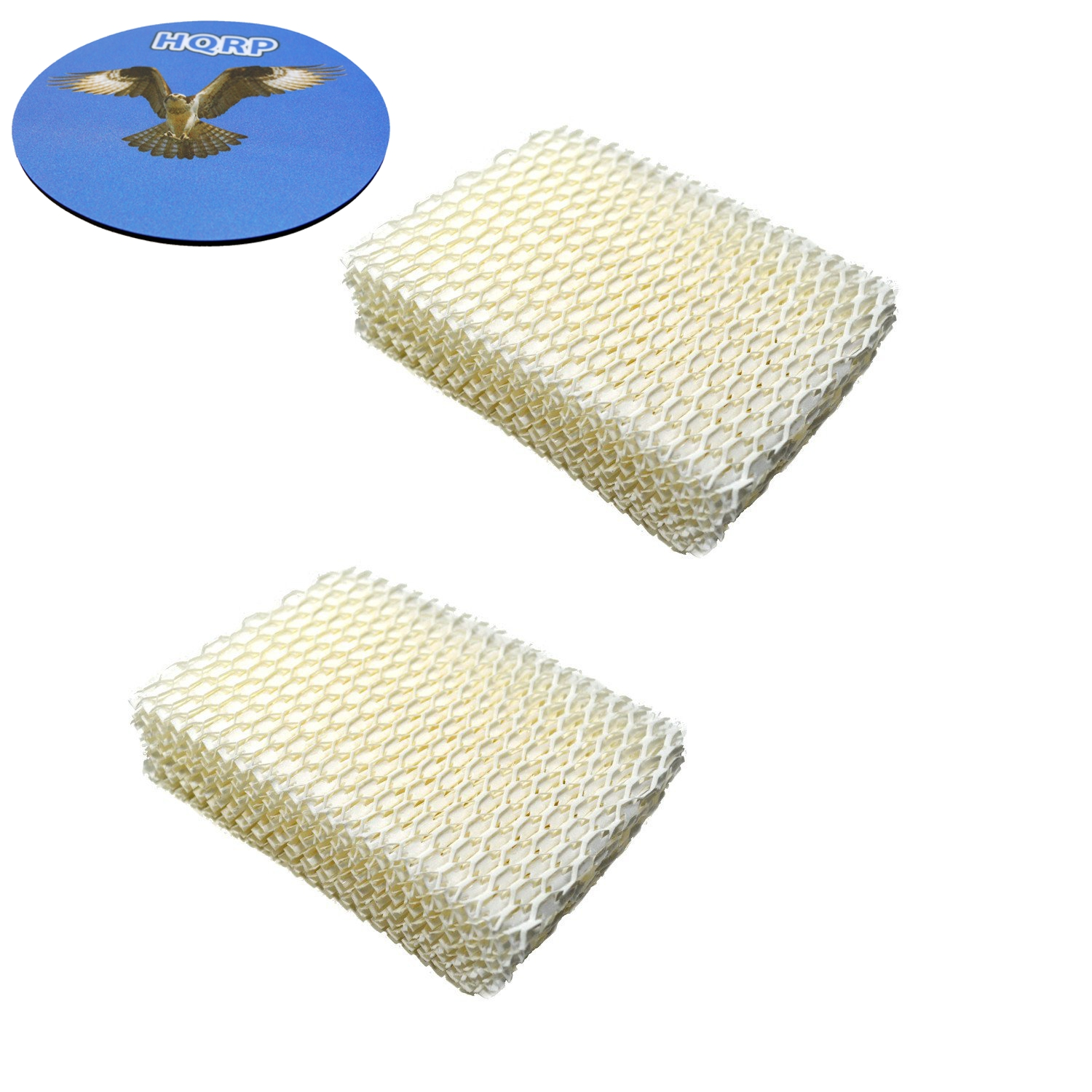 HQRP 2pack Humidifier Wick Filter for ProCare AC813 PCWF813 PCCM-832N Cool Mist Humidifier, PCWF813-24... by HQRP