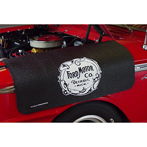 Fender Gripper Fender Cover with Ford Mercury Logo Universal Fit Officially Licensed by Ford Motor Company FG2118 Standard Size 22 X 34