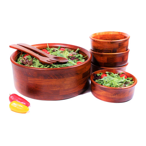 Woodard & Charles Salad With Style 7 Pc Bowl Set