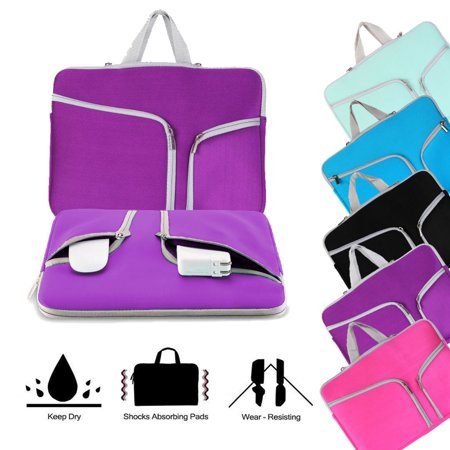 fe378e861ab7 Waterproof Thickest Protective Slim Laptop Case for Macbook Apple Samsung  Chromebook HP Acer Lenovo Portable Laptop Sleeve Liner Package Notebook  Case ...