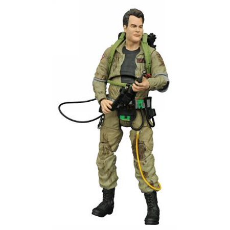 Contractor Select Series (Diamond Select Toys Ghostbusters Select Series 3 Dirty Ray Action Figure )