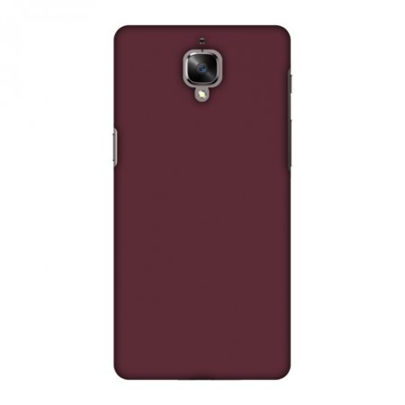 OnePlus 3T Case, OnePlus 3 Case - Tawny Port, Hard Plastic Back Cover. Slim Profile Cute Printed Designer Snap on Case with Screen Cleaning