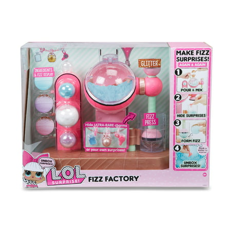 LOL Surprise Fizz Factory