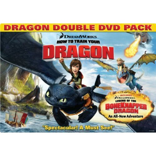 How To Train Your Dragon / Legend Of The Boneknapper Dragon (Widescreen)
