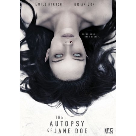 The Autopsy of Jane Doe (DVD)