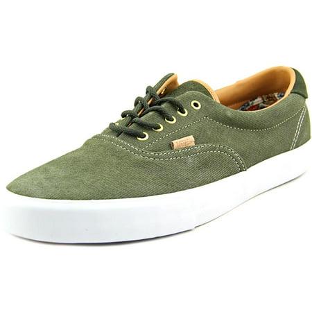 42bd445628 Vans - Vans Era 59 CA Men Round Toe Suede Green Skate Shoe - Walmart.com