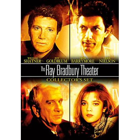 The Ray Bradbury Theater Collection (DVD) - Ray Bradbury Halloween
