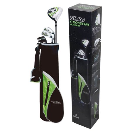 Crossfire Golf Set Child 6 Pc