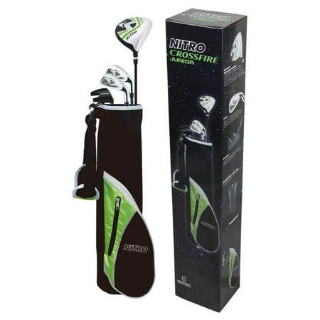 Golf Girl Junior Set (Crossfire Golf Set Child 6 Pc)