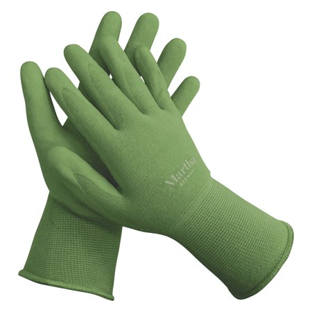 Martha Stewart MTS-GLVNP1-M Nitrile Coated Palm Breathable All-Purpose Non-Slip Grip Garden Gloves - Halloween Cooking Ideas Martha Stewart