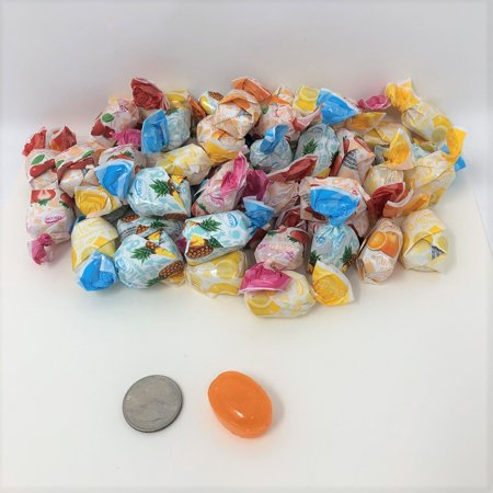 Filled Fruit (Arcor Filled Fruit BonBons 1 pound filled hard candy assorted fruit)