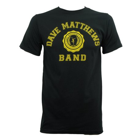 Dave Matthews Band Mens Collegiate T-Shirt