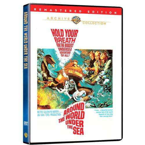 Around The World: Under The Sea (Widescreen)