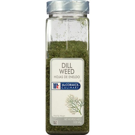 McCormick Culinary Dill Weed, 5 oz