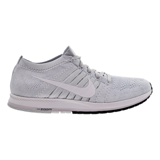 Nike Flyknit Streak Men's Shoes Pure Platinum/White/Black 835994-002