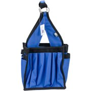 Crafters Tote 9 Inch X 8 Inch X 16.5 Inch-Cobalt Blue