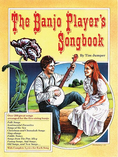 Banjo: The Banjo Player's Songbook (Paperback) by Music Sales