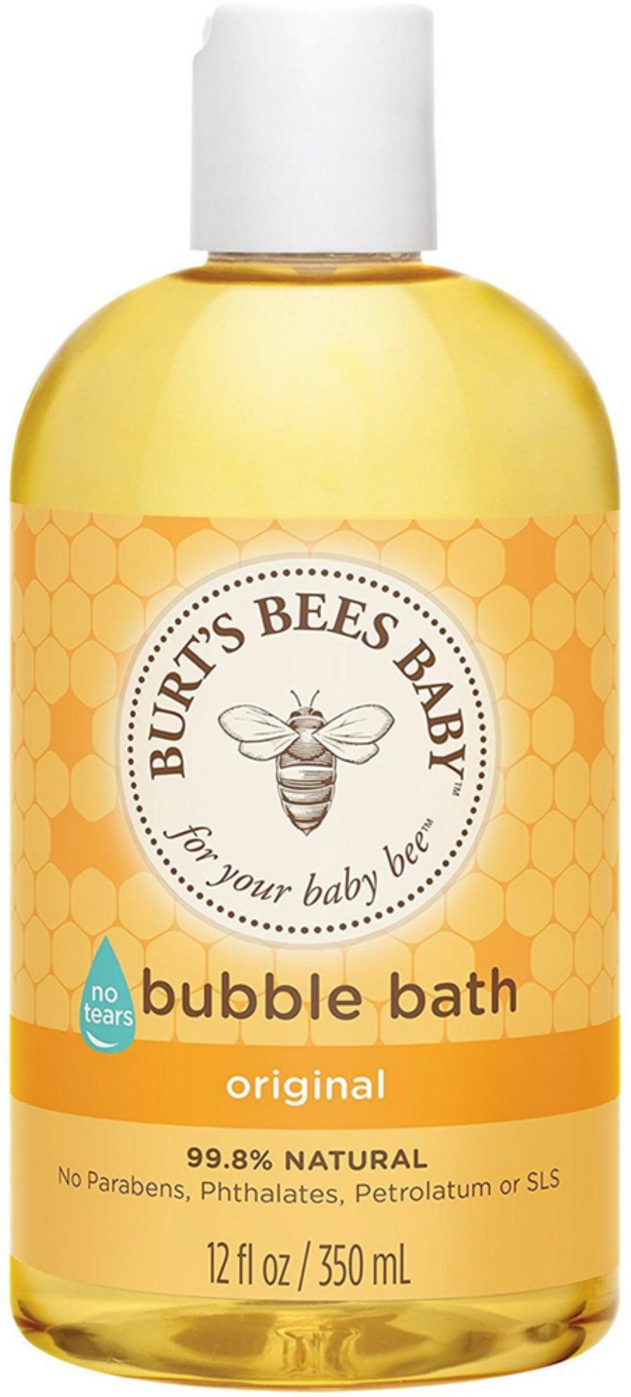 6 Pack Burt's Bees Baby Bee Tear Free Bubble Bath, 12 oz by Burt%27s Bees