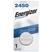 Energizer 2450 Lithium Coin Battery, 1 Pack