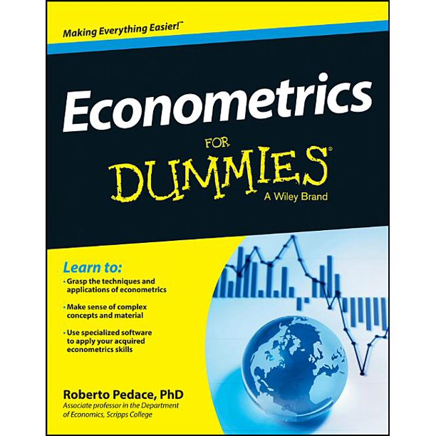 For Dummies: Econometrics for Dummies (Paperback)